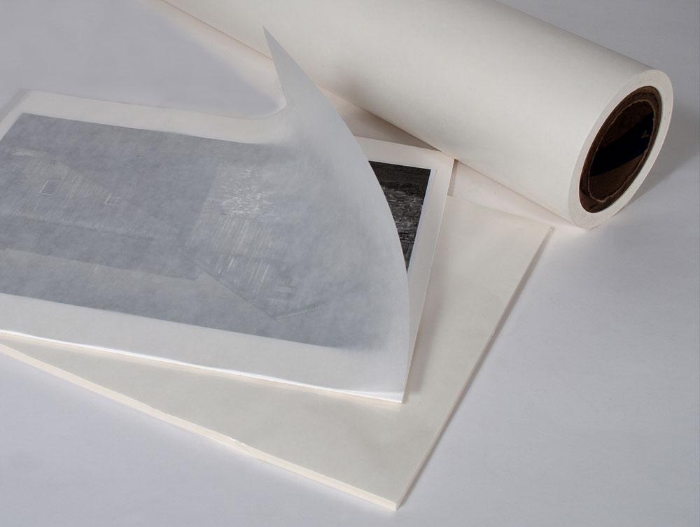 glassine sheets