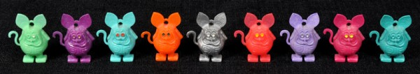 rat fink, archival storage, preserving toys, family history