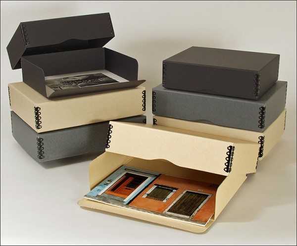 archival storage boxes