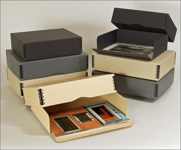 archival boxes