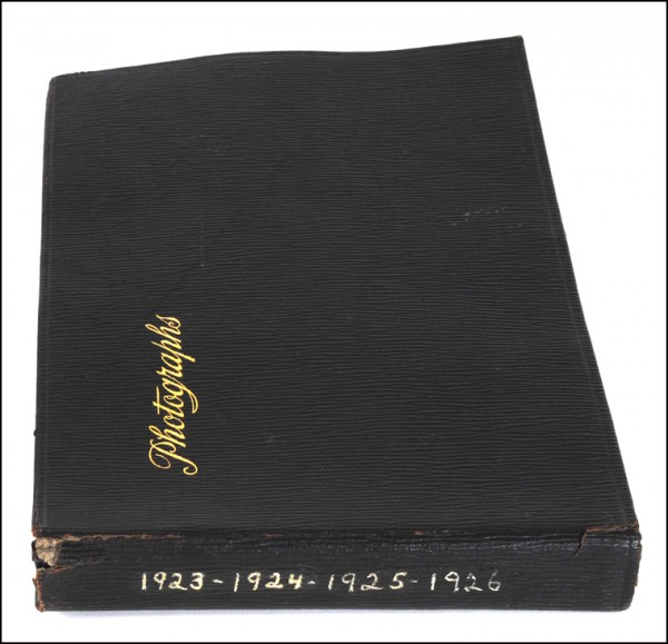 photo album, archival storage, dating photos