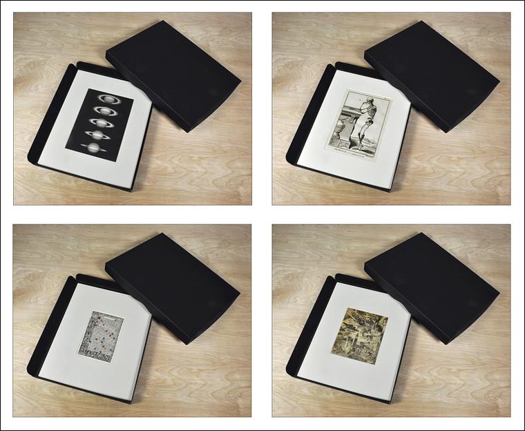 archival portfolios
