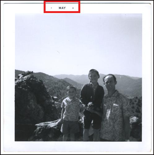 snapshots, family photographs, dating photos