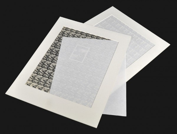 archival thin paper, interleaving tissue
