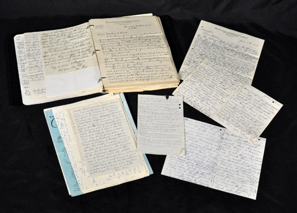 family letters, documents, archival storage, acid-free, family history