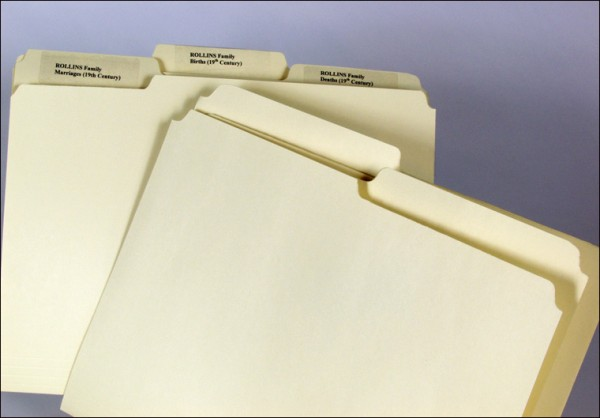 Acid-Free File Folders copy