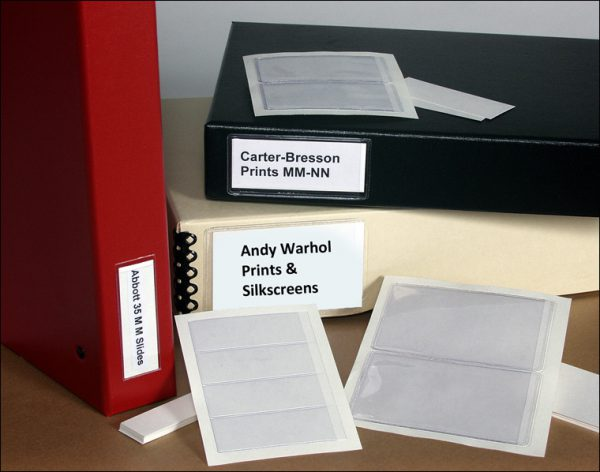 archival accessories