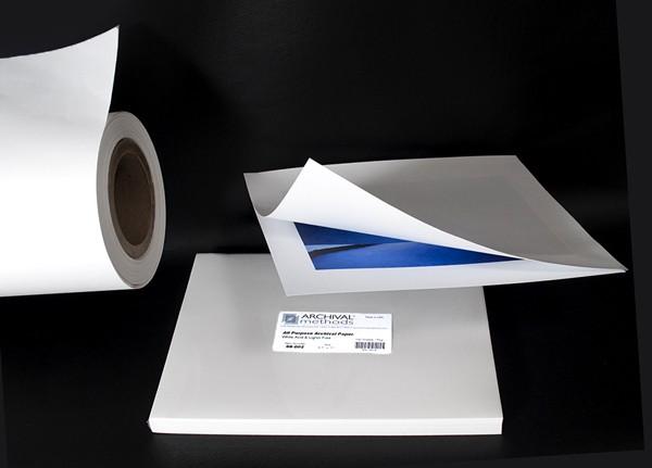 archival tissue, archival paper