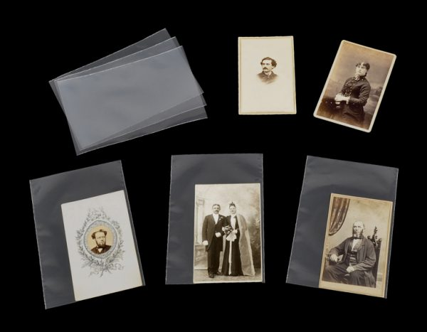Cabinet Cards Cartes De Visite Step 2 Safe Archival Storage