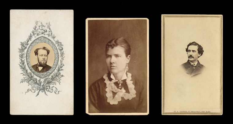 cabinet cards