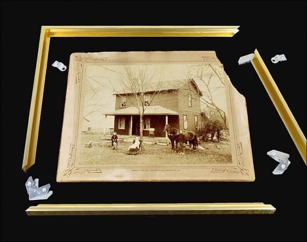 archival framing