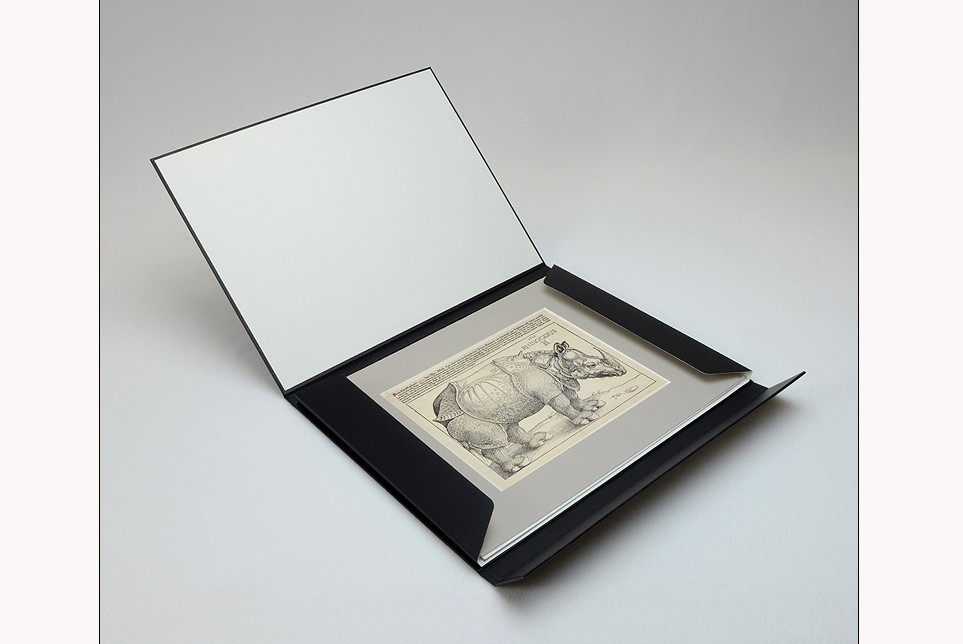 Archival Solution Of The Week Digital Print Folio For A