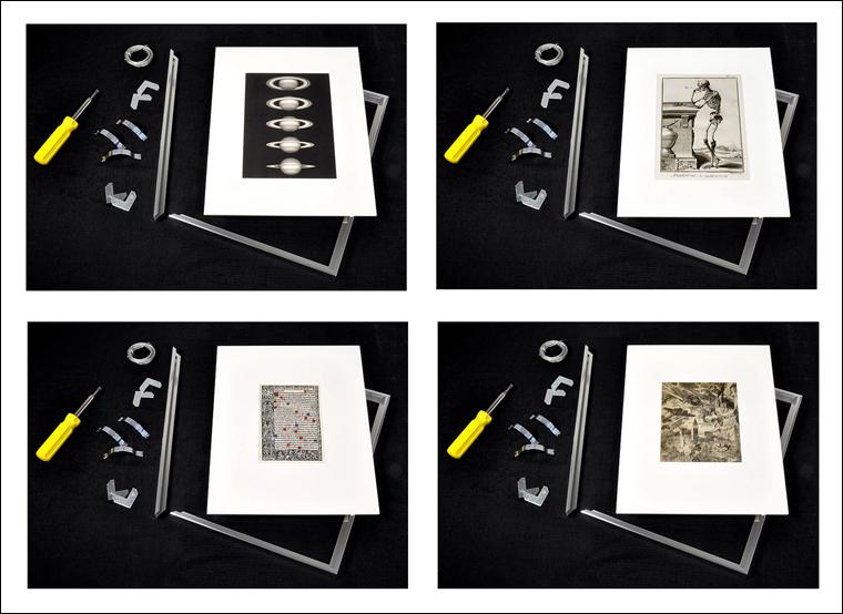 Archival Framing | Reusable \