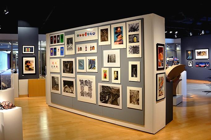Student Shows & Final Crits | Art & Photography Presentation