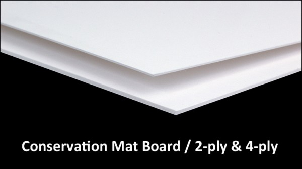 conservation mat board