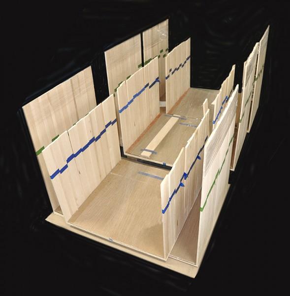 museum / solander case