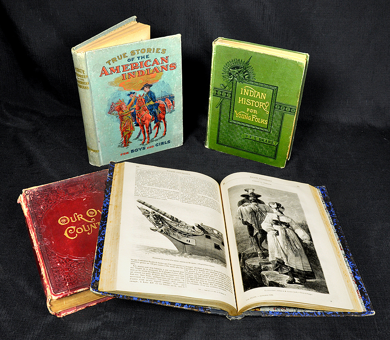 3 Quick Methods for Preserving Old Books