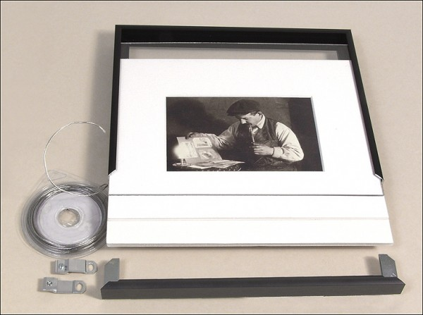 museums and archives, picture frame, frame kit