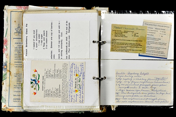 preserving old recipes