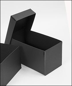 CD/DVD Storage Robust And Yet Stunningly Elegant, Our Black Short Top Box  Offers Museum Quality Archival Protection While Looking Great On Any Shelf  In Your ...