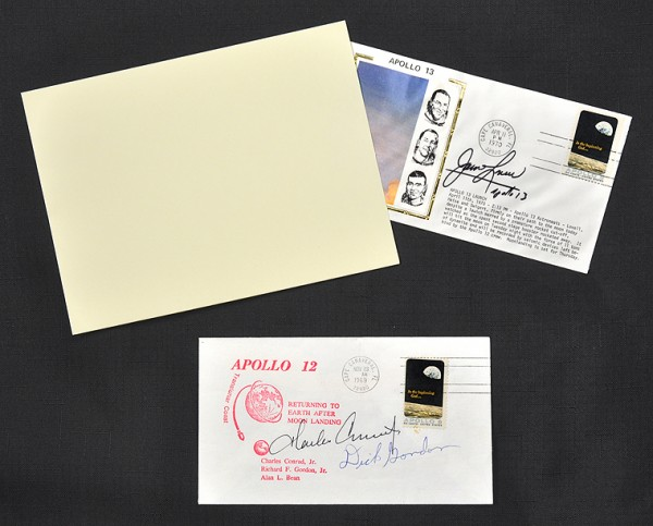 preserving signed, first day covers