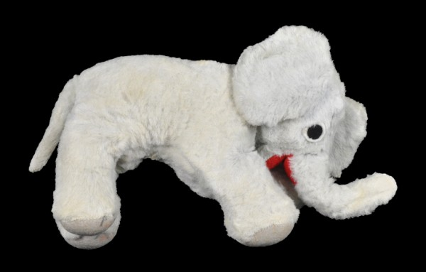 Toys Barbar Stuffed Elephant 1