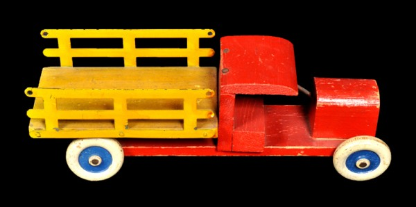 Toys Old Truck 1