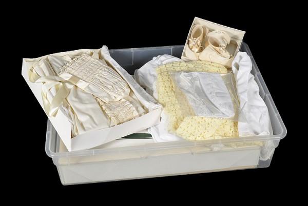 wedding dress christening gown
