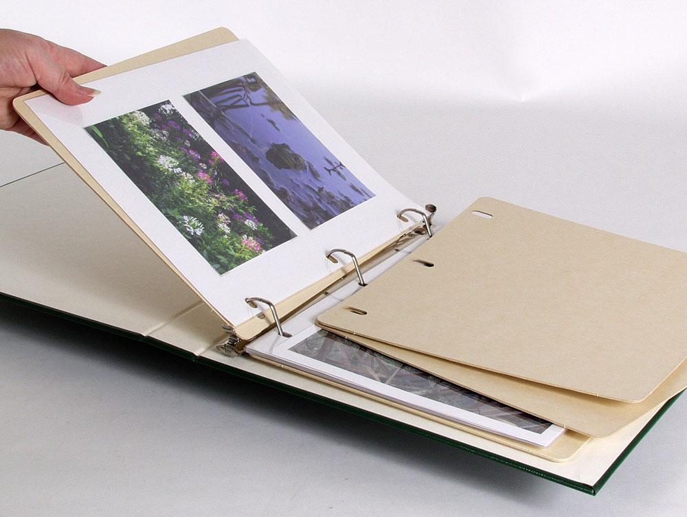 binders albums binders archival methods
