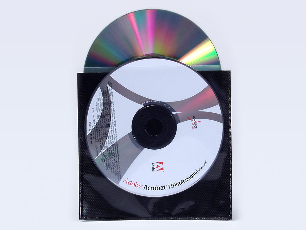 cd dvd sleeves