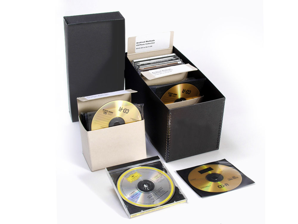 CD/DVD Storage Kit