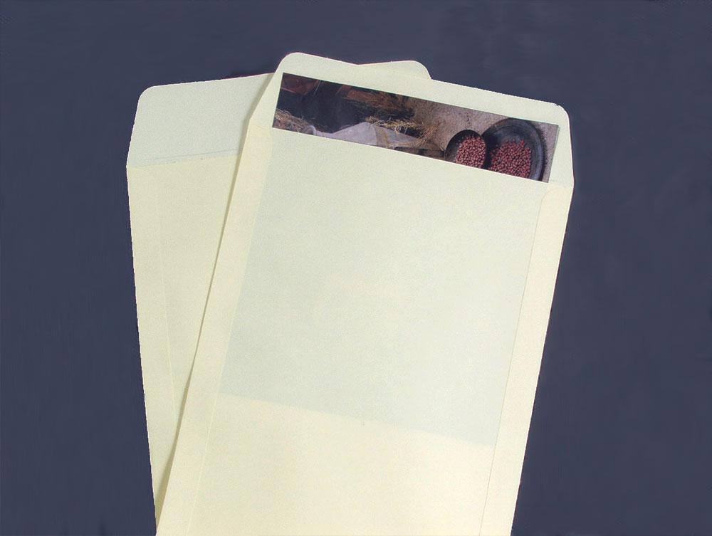 Enclosures Flap Envelopes Archival Methods