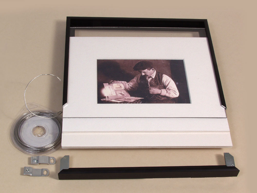Archival Frames Complete Frame Kit Archival Methods