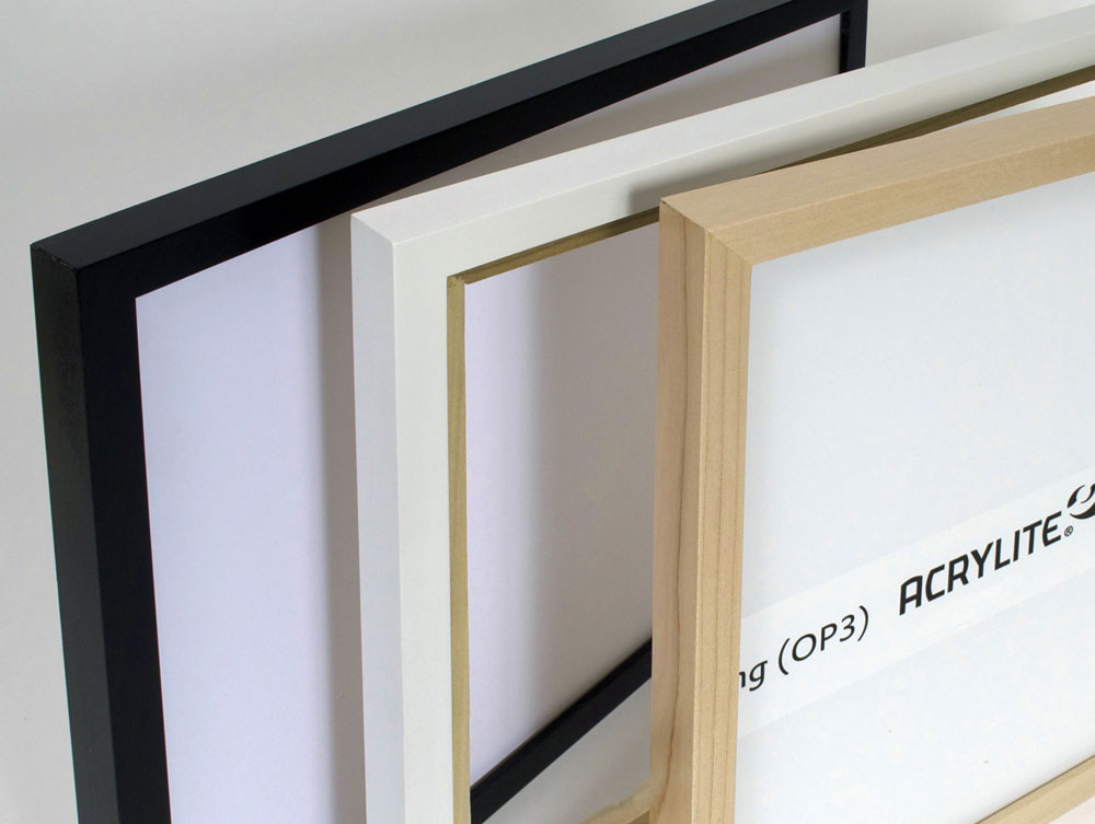 Wood Picture Frames | Archival Methods | Acid Free Storage