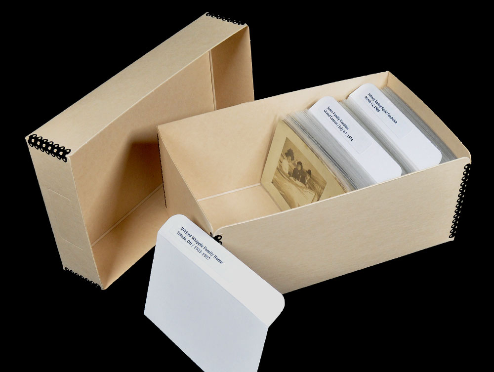 Archival Supplies | INDEX DIVIDERS | Acid Free Storage